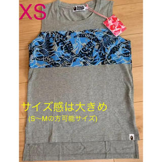 アベイシングエイプ(A BATHING APE)のトップス アベイシングエイプ レディース XS 新品未使用(Tシャツ(半袖/袖なし))