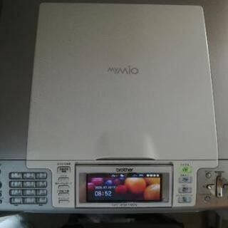 brother - 手渡限定 brother MyMio MFC-850CDWN 電話FAXコピー