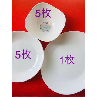 山崎製パン - 山崎製パンの白いお皿・ボウルのセット 計11点