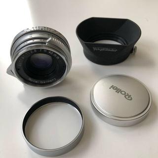 ライカ(LEICA)のRollei Sonnar L40mm/f2.8 HFT ローライ ゾナー(レンズ(単焦点))