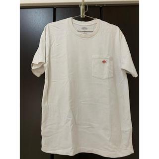 ダントン(DANTON)のダントン 白T  サイズ38(Tシャツ/カットソー(半袖/袖なし))