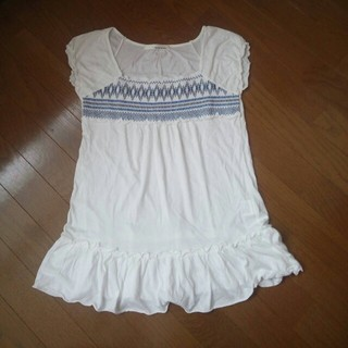 ミスティウーマン(mysty woman)の値下げ☆mysty womanTシャツ(Tシャツ(半袖/袖なし))