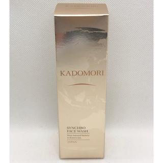 KADOMORI フェイスウォッシュ 100g 洗顔料  カドモリ 小顔(洗顔料)