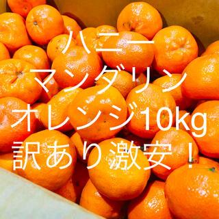ハニーマンダリンオレンジ10kg 訳あり激安 全国送料無料(フルーツ)