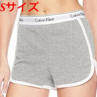 カルバンクライン(Calvin Klein)のSサイズ グレー ショートパンツ カルバンクライン(ショートパンツ)