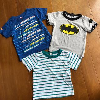 UNIQLO - Tシャツ 男の子 100cm まとめ売り