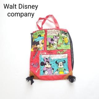 ミッキーマウス(ミッキーマウス)の80s~90s ディズニー ミッキー 2way ミニバック(エコバッグ)