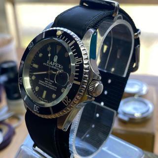 アベイシングエイプ(A BATHING APE)のBAPEX (腕時計(アナログ))
