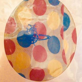 ヴィヴィアンウエストウッド(Vivienne Westwood)の✳️ヴィヴィアン ✳️カラフルドット柄新品タイツ♡ストッキング!(タイツ/ストッキング)