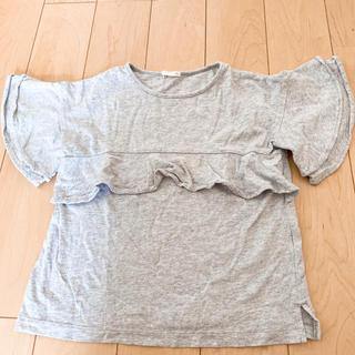 GU - GU カットソー 夏秋 子供 キッズ シャツ 110cm