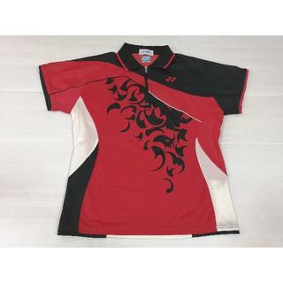 ヨネックス(YONEX)のヨネックス ベリークール ハーフジップ ポロシャツ ドライストレッチ(ポロシャツ)