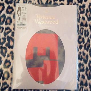 ヴィヴィアンウエストウッド(Vivienne Westwood)の👑【LET IT  Rock】レオパヒョウ柄タイツストッキング♡(タイツ/ストッキング)