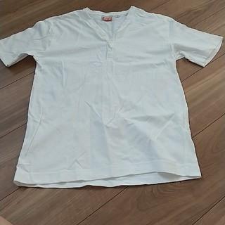 パーソンズ(PERSON'S)の白服(Tシャツ/カットソー(半袖/袖なし))