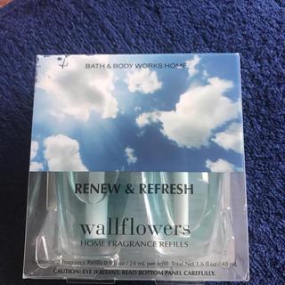 バスアンドボディーワークス(Bath & Body Works)のBath&BodyWorks Wallflowers ウォールフレグランス 芳香(お香/香炉)