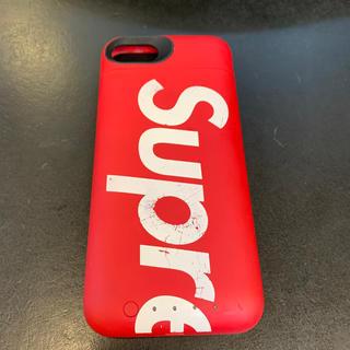 シュプリーム(Supreme)の売り切り希望!supreme iPhone 8 充電ケース ※ケースのみ(iPhoneケース)