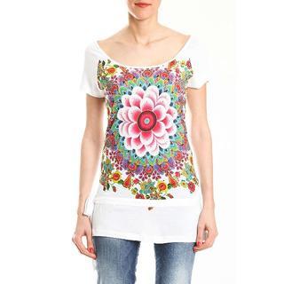 デシグアル(DESIGUAL)のチュニック デシグアル(Tシャツ(半袖/袖なし))