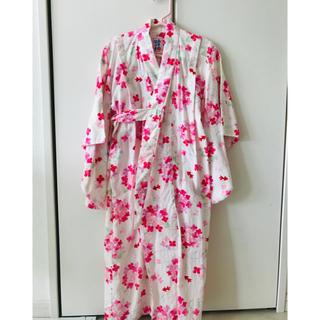 ミキハウス(mikihouse)のミキハウス 浴衣 100cm(甚平/浴衣)