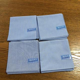 お値下げ‼️ 新品 ハンカチ 4枚セット 洋服の青山(ハンカチ/ポケットチーフ)