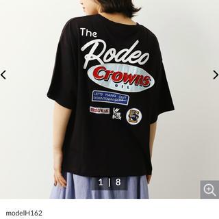ロデオクラウンズワイドボウル(RODEO CROWNS WIDE BOWL)のロデオクラウンズ   VネックTシャツ(Tシャツ(半袖/袖なし))