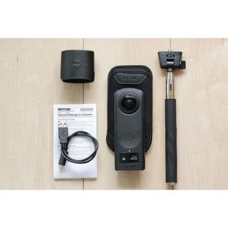 リコー(RICOH)の360度カメラ RICOH THETA Z1(ビデオカメラ)