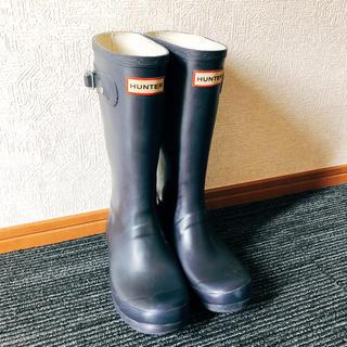 ハンター(HUNTER)のハンター レインブーツ 21cm(長靴/レインシューズ)