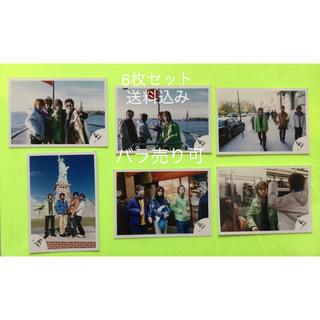 アラシ(嵐)の嵐 大野智さん 櫻井翔さん 相葉雅紀さん 松本潤さん 混合 公式写真 6枚セット(その他)