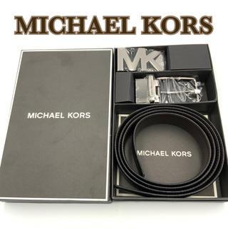 Michael Kors - 【新品】MICHAEL KORS ベルト メンズ ブラック/ブラウン