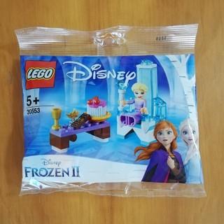 レゴ(Lego)のレゴ ミニ袋 アナと雪の女王2 エルサと女王のイス 30553(キャラクターグッズ)
