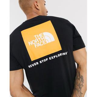 ザノースフェイス(THE NORTH FACE)の【Lサイズ】新品タグ付き ノースフェイスレッドボックス Tシャツ ブラック(Tシャツ/カットソー(半袖/袖なし))