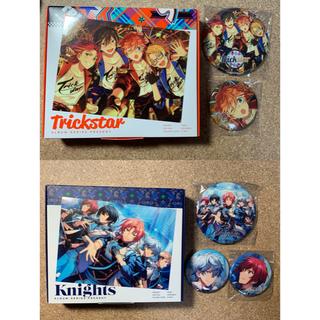 あんスタ アルバム 初回限定盤 Trickstar Knights