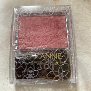 セザンヌケショウヒン(CEZANNE(セザンヌ化粧品))のセザンヌ パールグロウチーク P1 ゴールドピーチ(2.4g)(チーク)