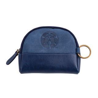 スターバックスコーヒー(Starbucks Coffee)のスターバックス :コインケース ブルー サイレン ロゴ スタバ 台湾 限定商品(コインケース)