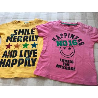 サンカンシオン(3can4on)の3can4on Tシャツ 100cm(Tシャツ/カットソー)