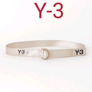 Y-3 - 新品 y-3 ベルト ワイスリー ヨウジヤマモト ワイズ Y's