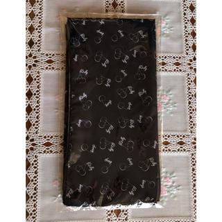 リルリリー(lilLilly)の【新品】 lilLilly リルリリー スカーフ 黒(バンダナ/スカーフ)