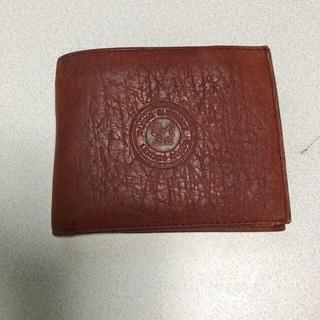 エレファントアント(elephantant)のフライングエレファント二つ折り財布(折り財布)