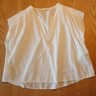 アメリカンラグシー(AMERICAN RAG CIE)のAMERICAN RAG CIE コットン ブラウス(シャツ/ブラウス(半袖/袖なし))