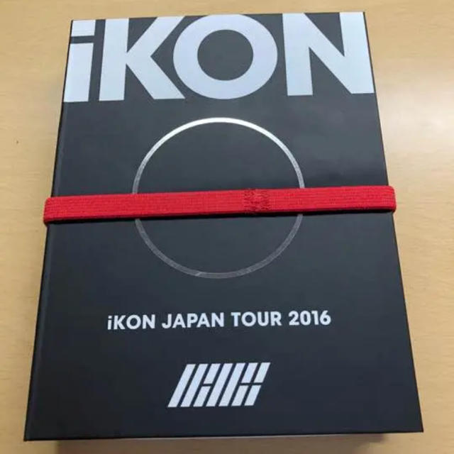 iKON(アイコン)の本日発送 iKON JAPAN TOUR 2016 エンタメ/ホビーのCD(K-POP/アジア)の商品写真