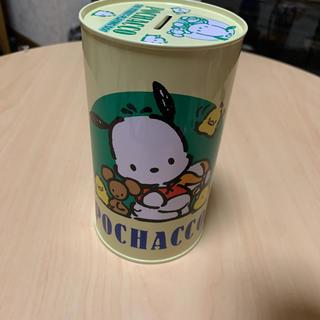 サンリオ(サンリオ)のポチャッコ 缶 貯金箱(置物)