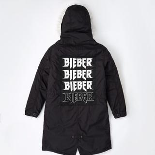 ALPHA INDUSTRIES - Justin Bieber モッズコート