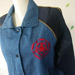 ヴィヴィアンウエストウッド(Vivienne Westwood)のヴィヴィアン ウエストウッド サイズ3 新品 オーブ刺繍 ジャケット ブルゾン(その他)