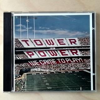 TOWER OF TOWER - WE CAME TO PLAY (CD)(ポップス/ロック(洋楽))