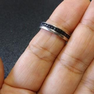 ブシュロン(BOUCHERON)のブシュロンキャトルリングホワイトゴールド   52号(リング(指輪))
