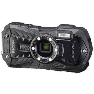 リコー(RICOH)のRICOH 防水カメラ WG-70   新品未使用品(コンパクトデジタルカメラ)