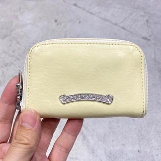 クロムハーツ(Chrome Hearts)の希少 国内正規 インボイス 付き クロムハーツ コインケース ダガー 財布(コインケース/小銭入れ)