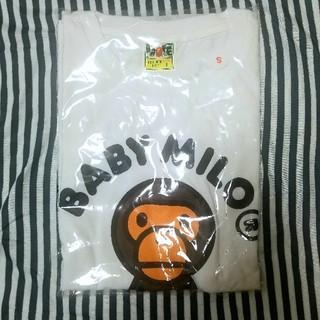アベイシングエイプ(A BATHING APE)のアベイシングエイプ エイプ BAPE  BABY MILO Tシャツ レディース(Tシャツ(半袖/袖なし))