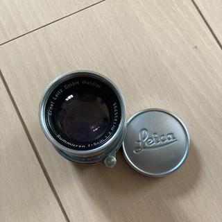 ライカ(LEICA)のLeica  Summicron 50mm f2 初代沈胴(レンズ(単焦点))
