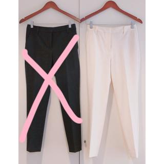 PLST - プラステ PLST ホワイト パンツ