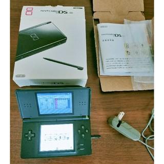 ニンテンドーDS(ニンテンドーDS)のニンテンドー DS-LITE 1台 美品(携帯用ゲーム機本体)