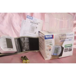 タニタ TANITA デジタル血圧計 BP-210(その他)